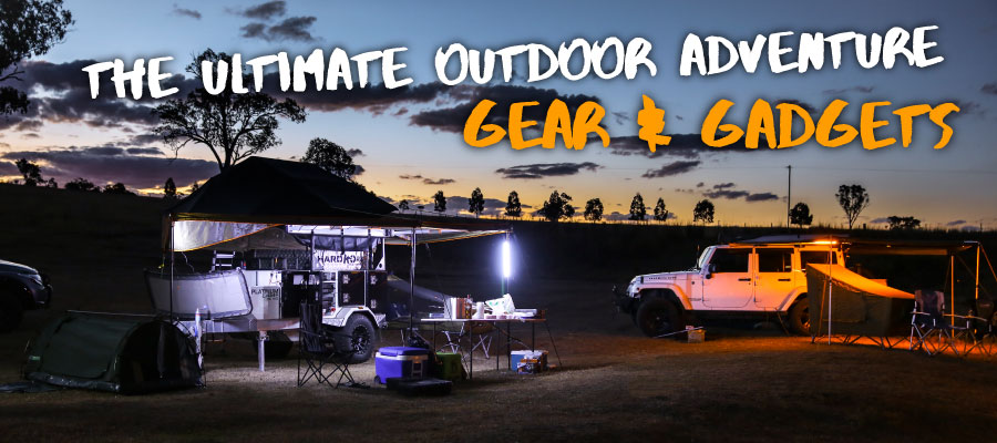 The Ultimate Outdoor Adventure Gear & Gadgets