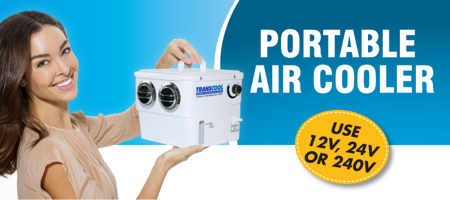 Transcool 12volt Portable Air Coolers